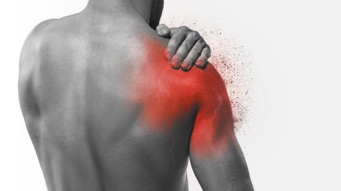 bolovi u ramenu - kako si pomoći - blog – Figura